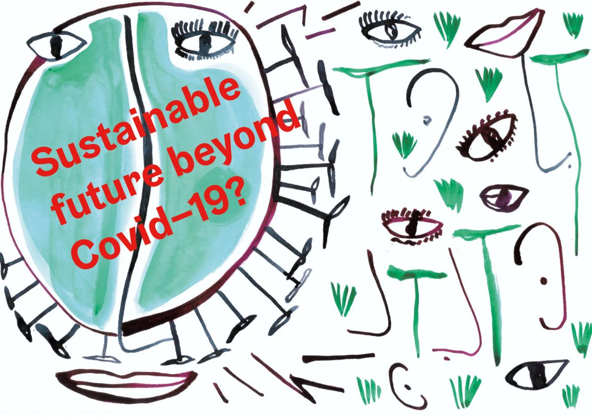 Sustainable future beyond Covid-19?