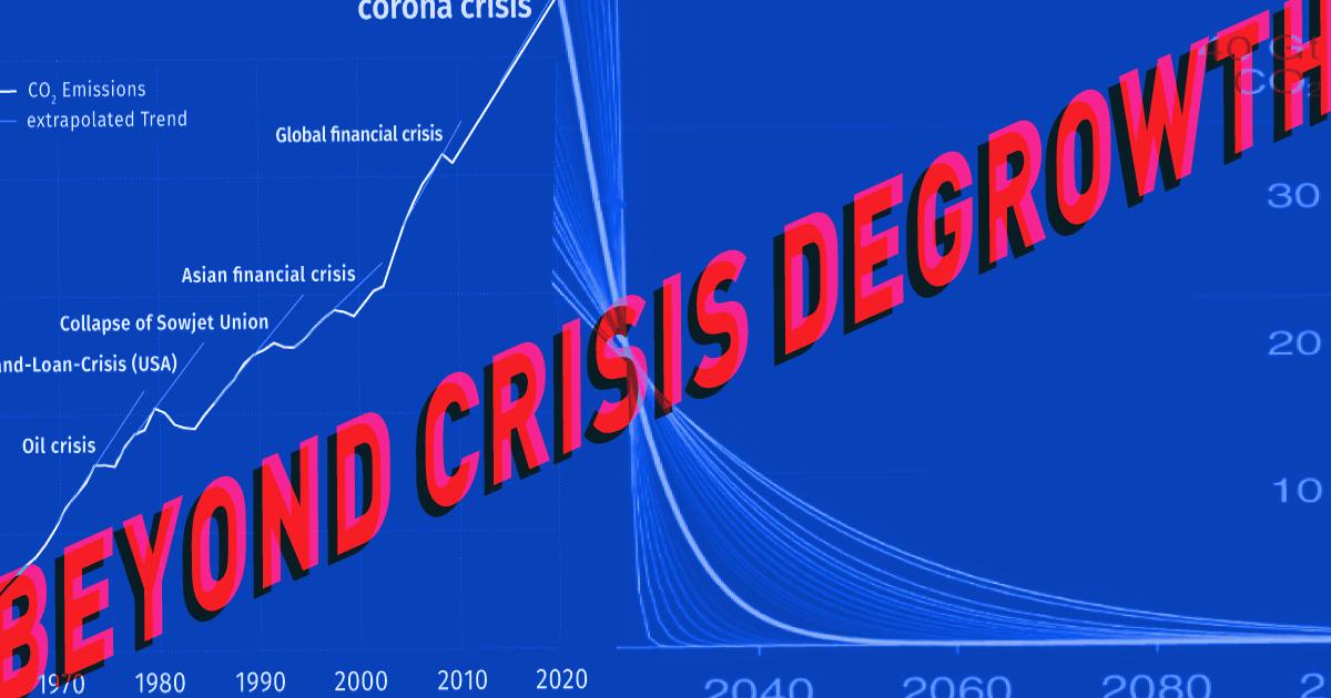 Beyond-Crisis at Degrowth