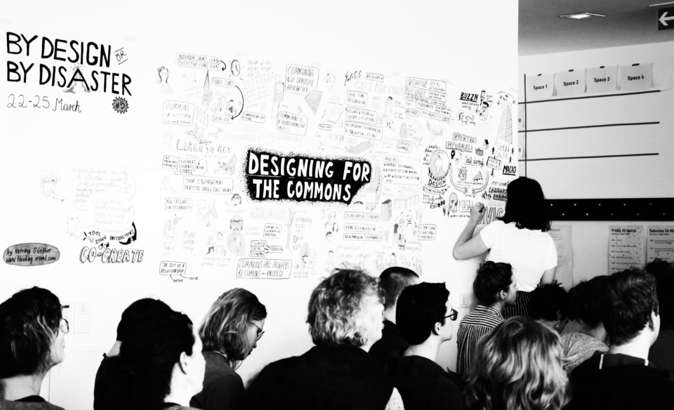 In between you, me and everything we do. What can design do for commons?