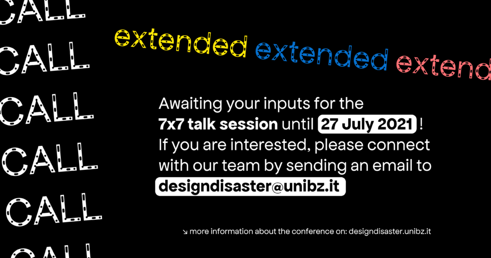 Call: Workstorming → transformative work for livelihoods → extended to 27 July 2021