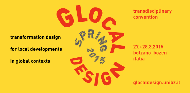 Glocal Design Spring 2015