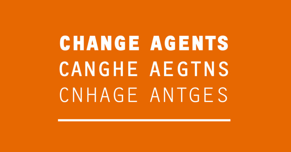 Jan-Christoph Zoels »Change agents«