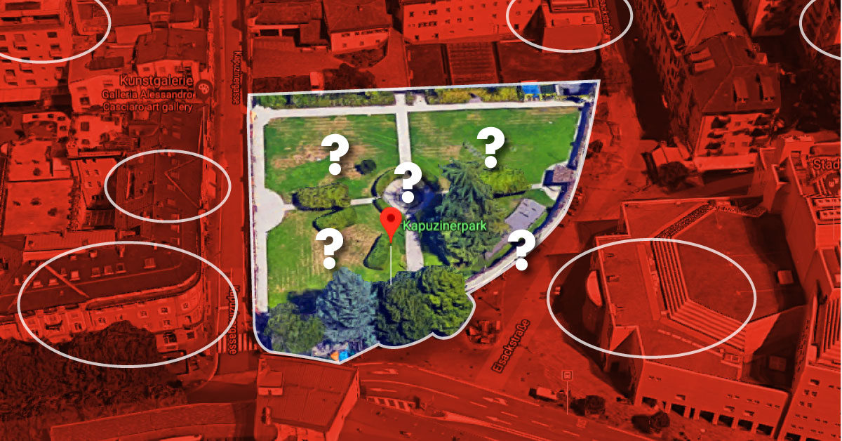 Ausstellung Exposizione Kapuzinerpark Parco Dei Capoccini unib