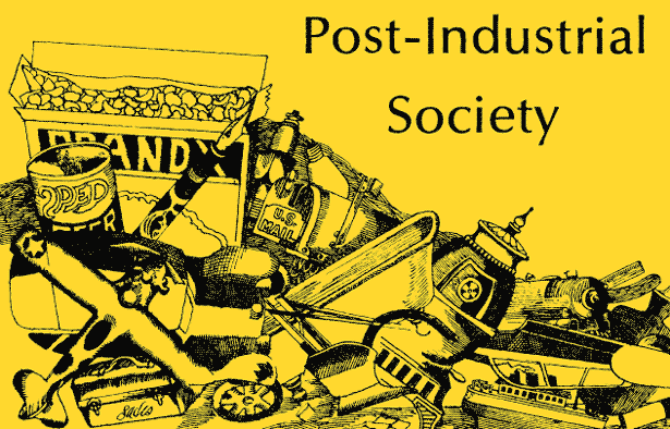 TODAY: DESIGNING FOR A POST-INDUSTRIAL SOCIETY with Lorenzo Imbesi