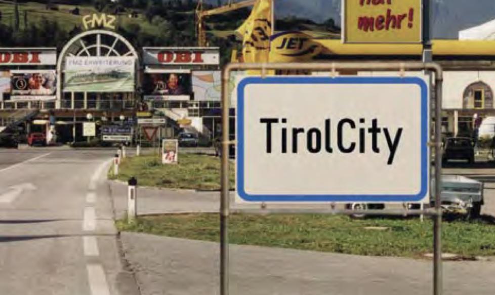 Anders sehen: Der Alpenraum am beispiel Tirol
